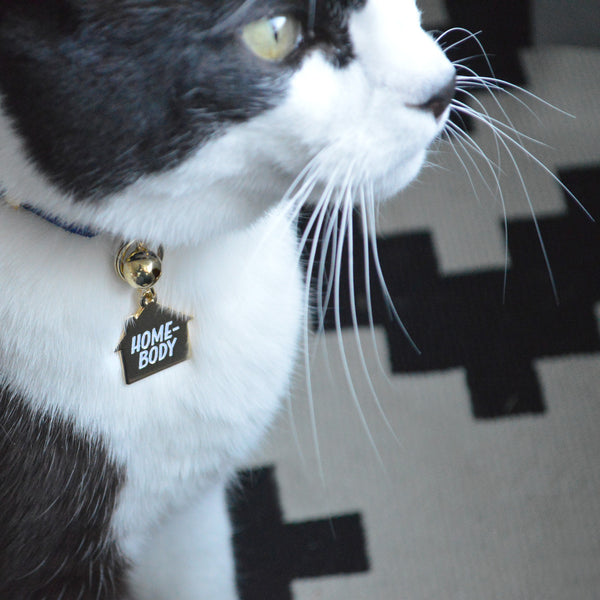 Homebody Pet Tag