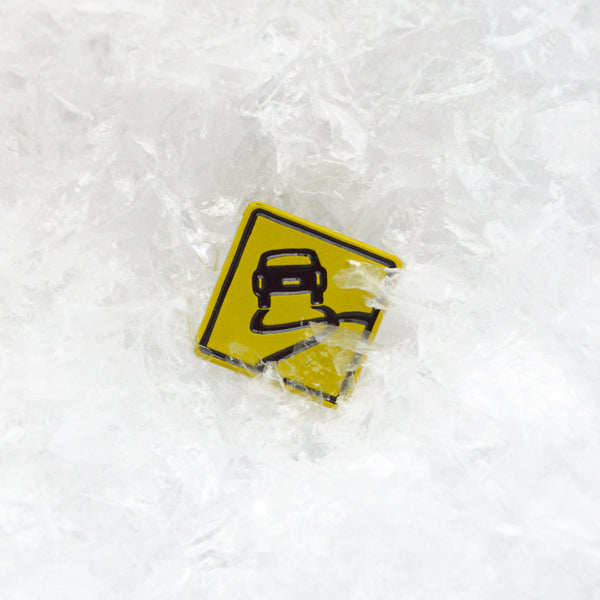 Road Conditions Pin