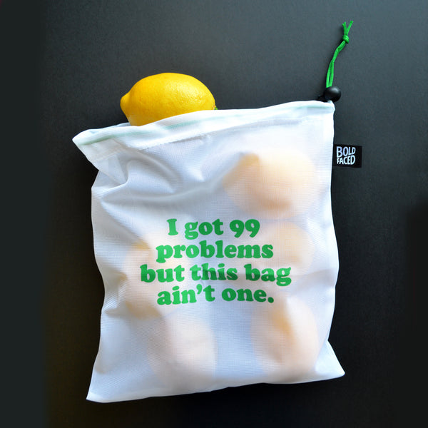 Stuff It: Reusable Mesh Produce Bags