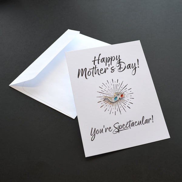 Happy Mother's Day! Pin Card