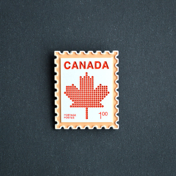 Canada Stamp Pin