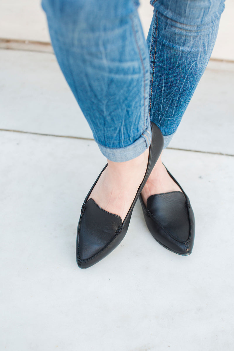 Audra Chestnut Suede -  Loafer - ...me Too