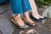 Alina Tan Jaguar Haircalf -  FLAT - me too
