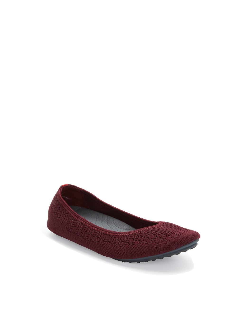 Kaila Burgundy Knit -  SNEAKER - Adam Tucker