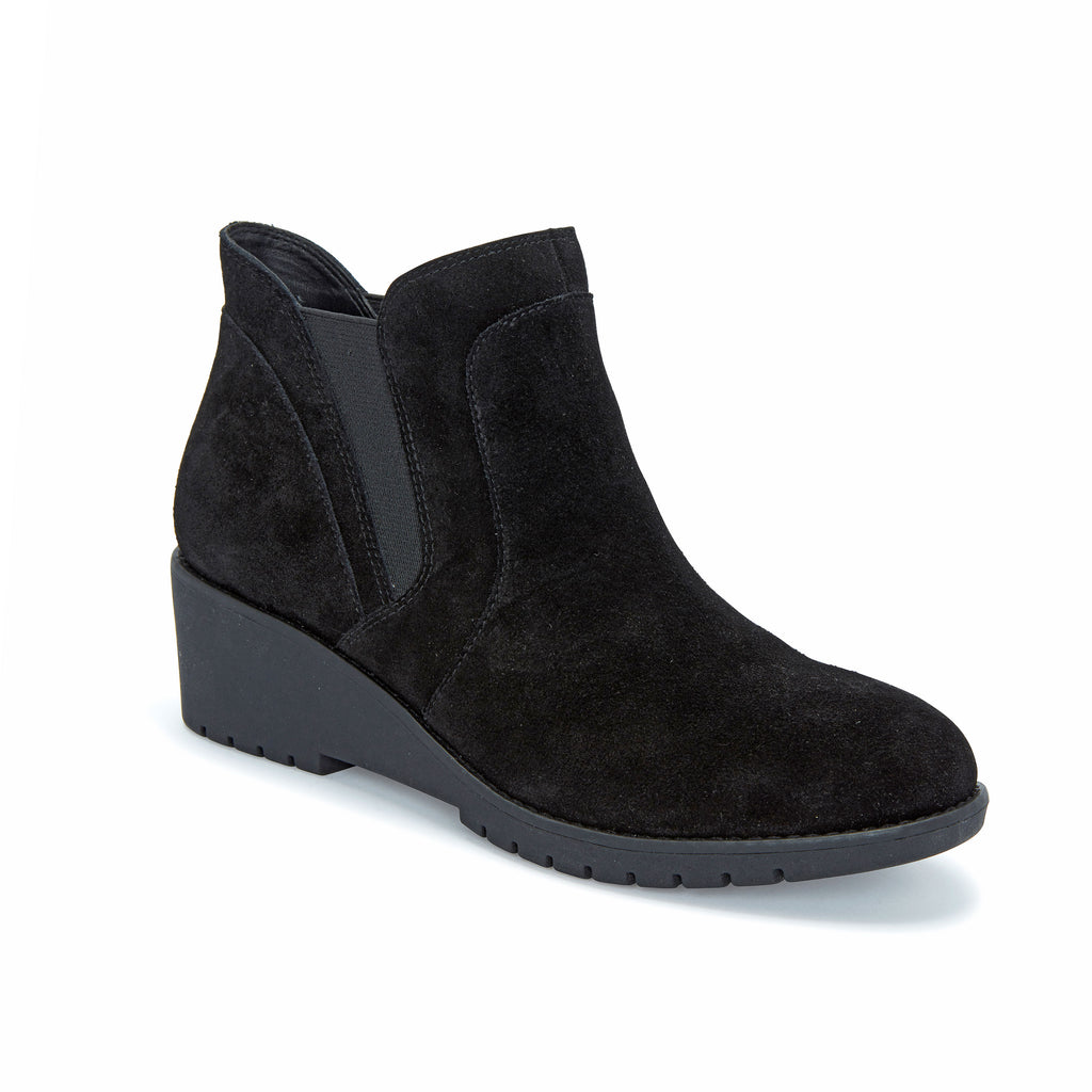 Nexus Black Suede -  bootie - Adam Tucker