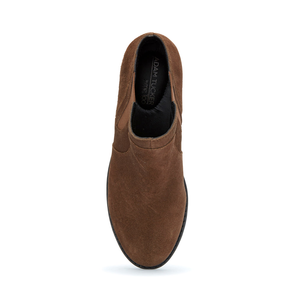 Nexus Vintage Brown Suede