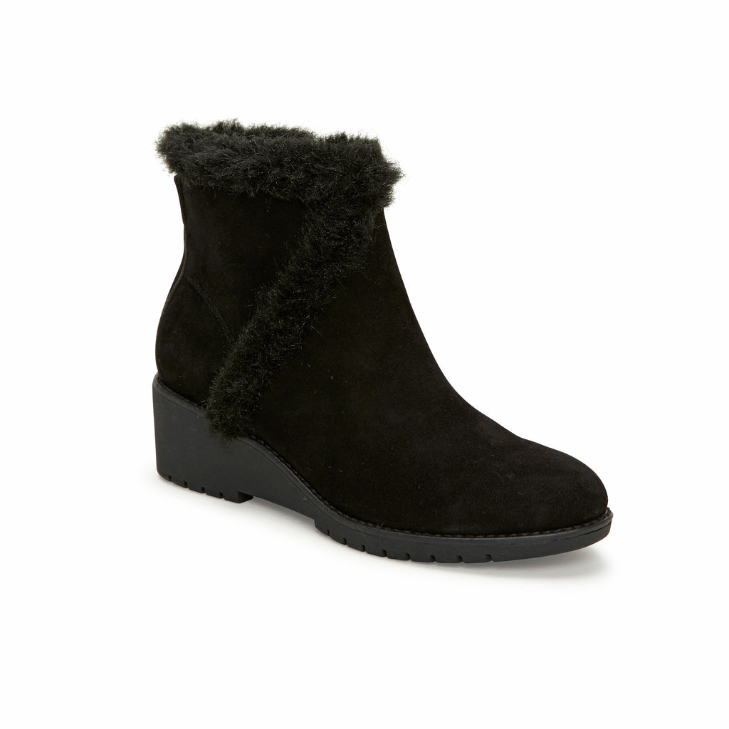 Noble Black Suede -  BOOT - Adam Tucker