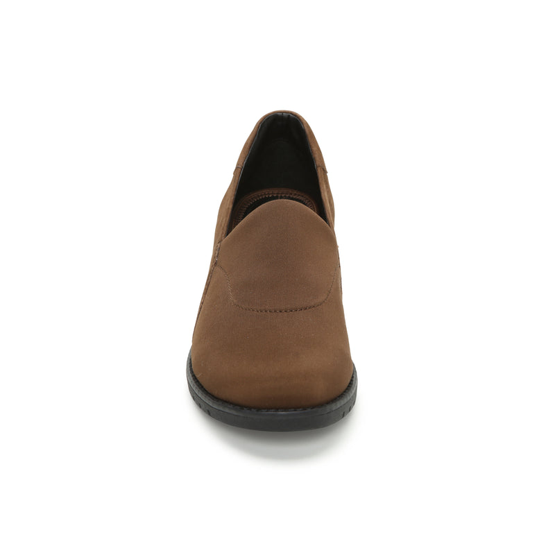 Nolte Vintage Brown Leather -  Loafer - Adam Tucker