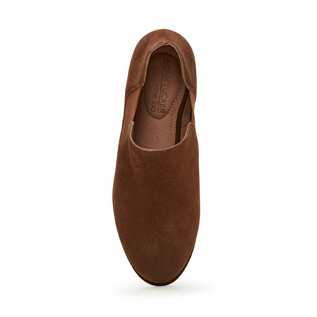 York Vintage Brown Suede -  SHOOTIE - Adam Tucker