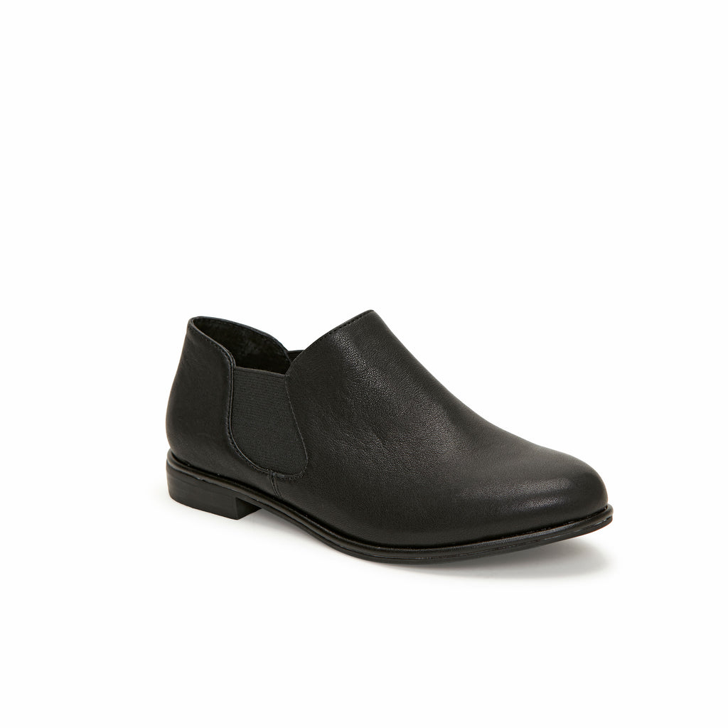 York Black Leather -  SHOOTIE - Adam Tucker