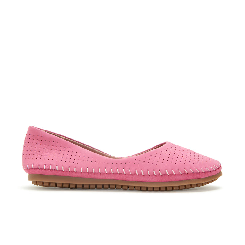 Larina Hot Pink Moc -  moc - Adam Tucker