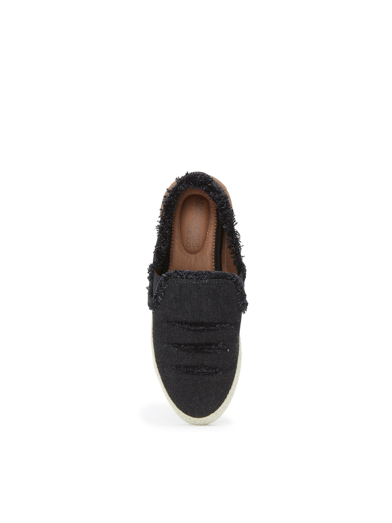 Marin Black Denim -  moc - Adam Tucker