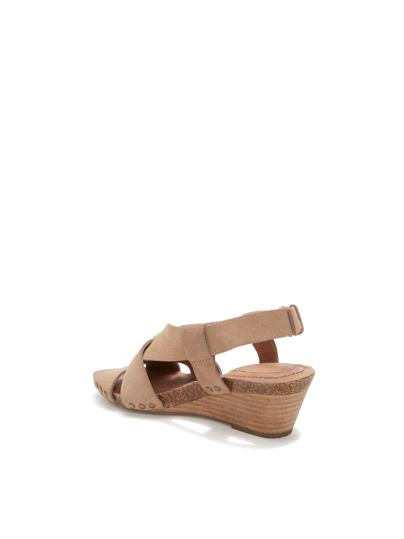 Tarin Rosewood Suede