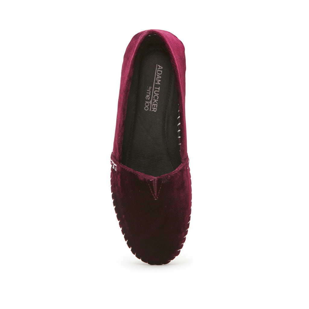 Silk Ruby Velvet -  moc - Adam Tucker