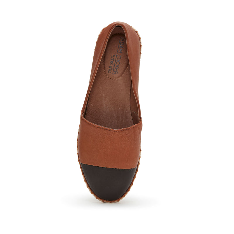 Steele Camel Leather -  moc - Adam Tucker