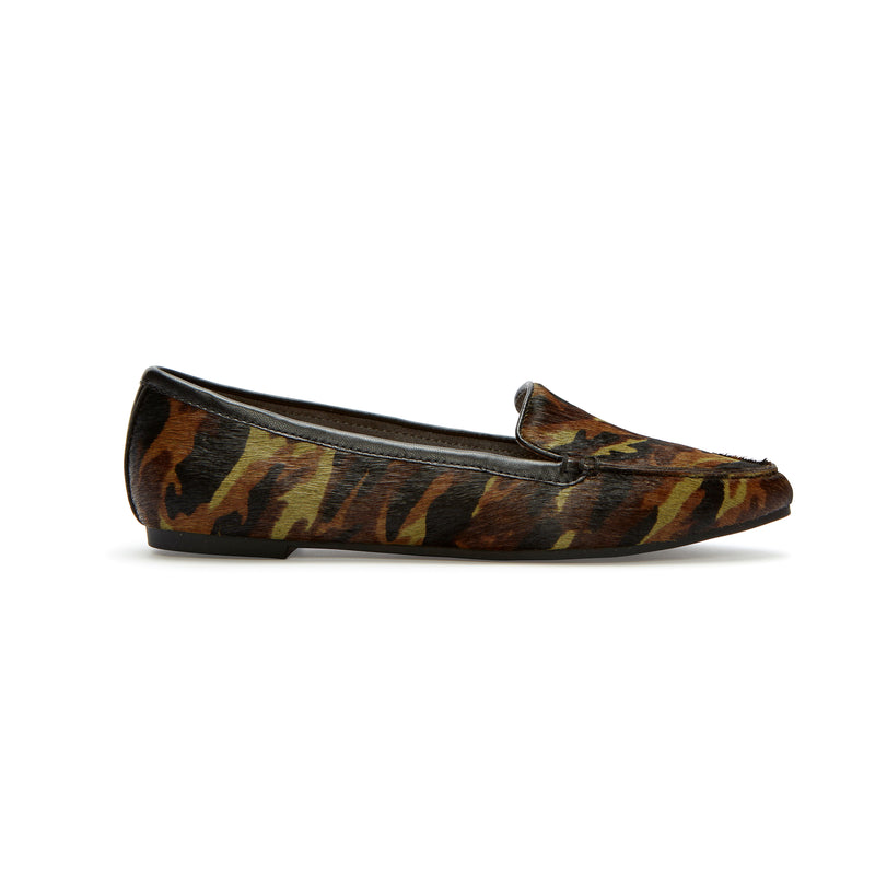 Audra Green Camo -  Loafer - ...me Too