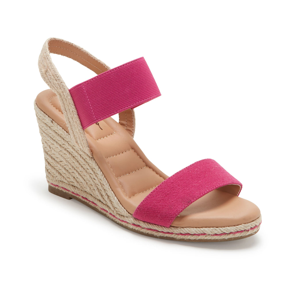 Barra Espadrille Wedge