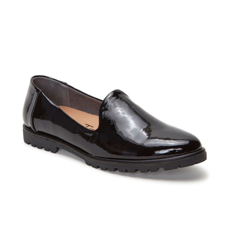 Cambrie Black Patent -  Loafer - ...me Too