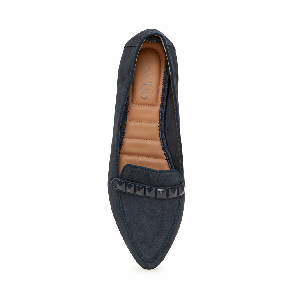 Alexis Mykonos Blue Suede -  Loafer - ...me Too