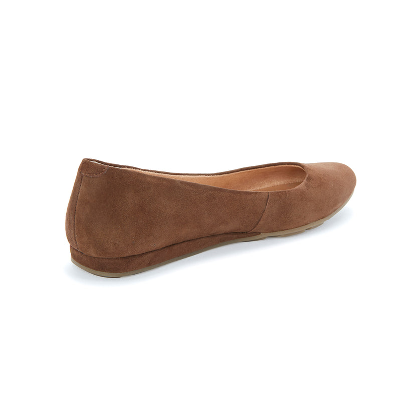 Alina Vintage Brown Suede -  WEDGE - ...me Too