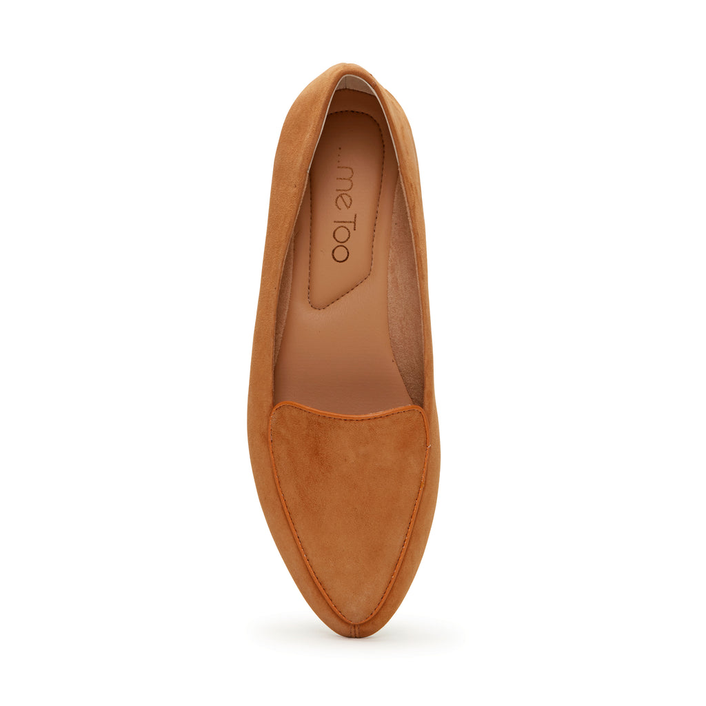 Anissa Camel Suede -  Loafer - ...me Too