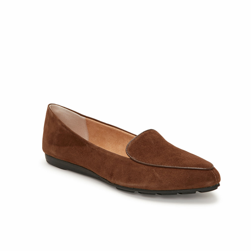 Anissa Vintage Brown -  Loafer - ...me Too