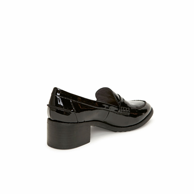 Darra Black Patent -  Loafer - ...me Too