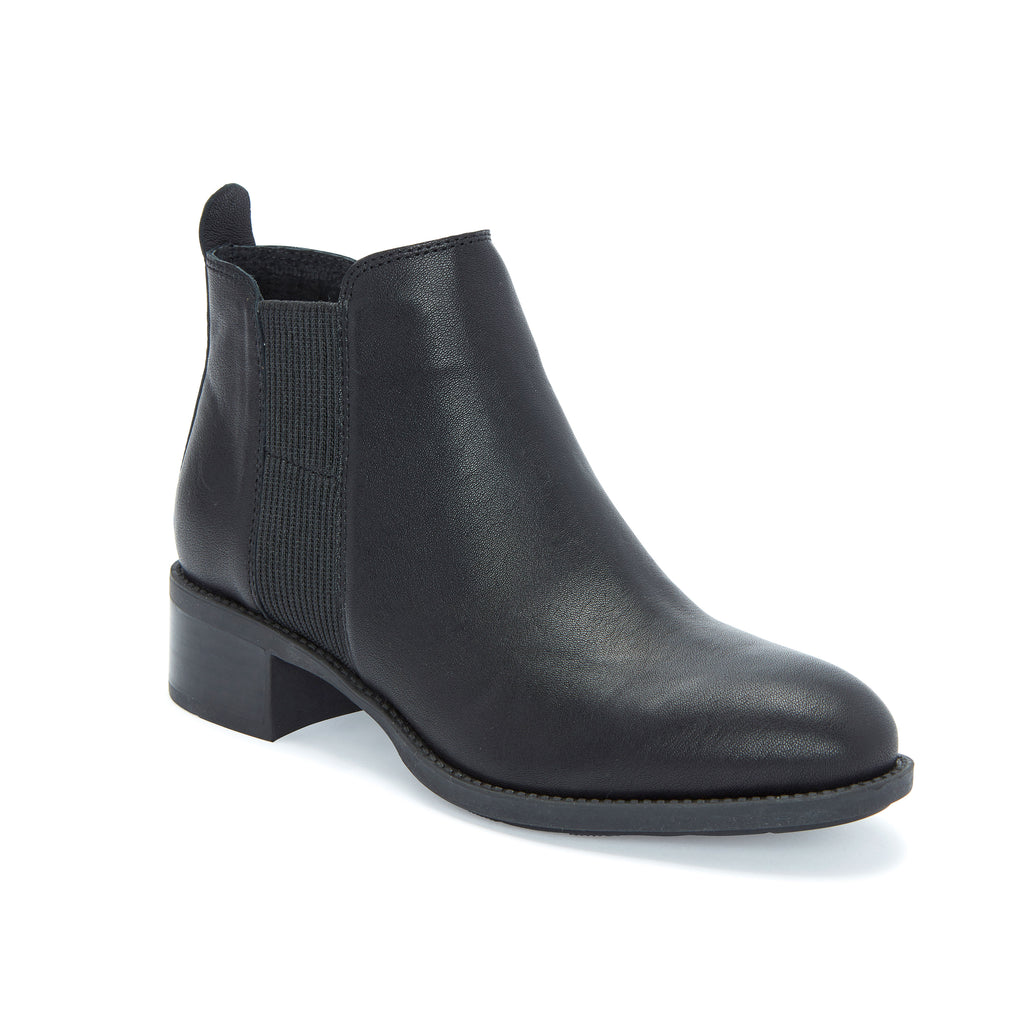 Shane Black Leather -  bootie - ...me Too