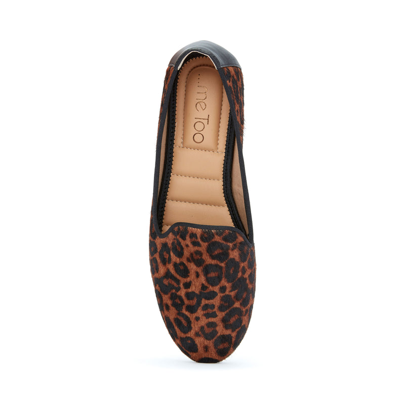 Yale Animal Print Loafer