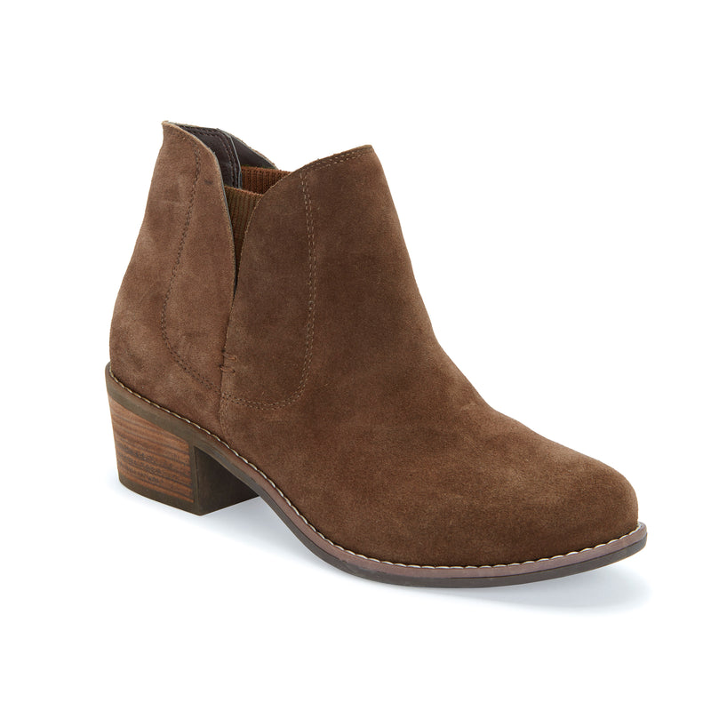 Zetti Vintage Brown Suede