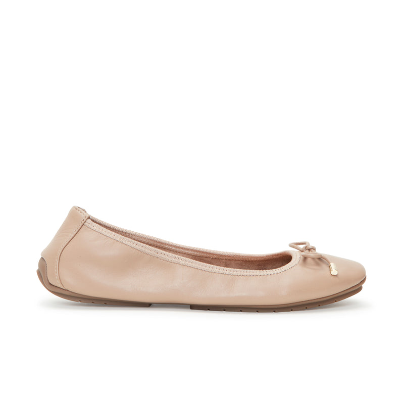 Halle2.0 Driftwood Leather -  FLAT - ...me Too