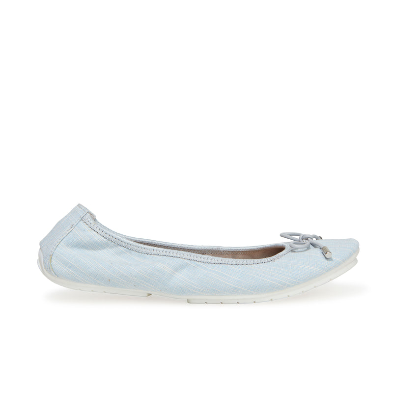 Halle2.0 Baby Blue Linen -  FLAT - ...me Too