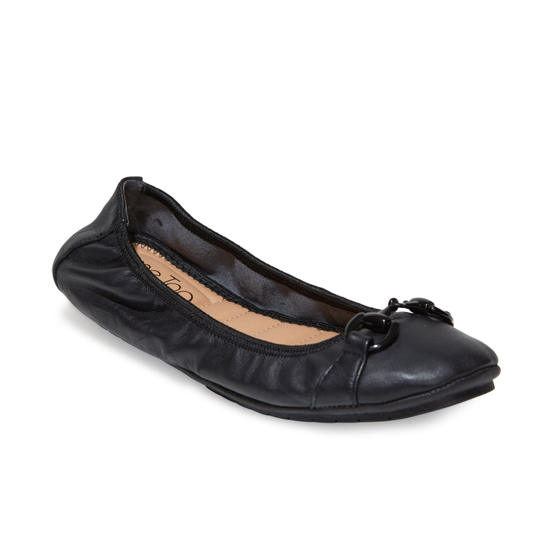 Legende2.0 Black Leather -  FLAT - ...me Too