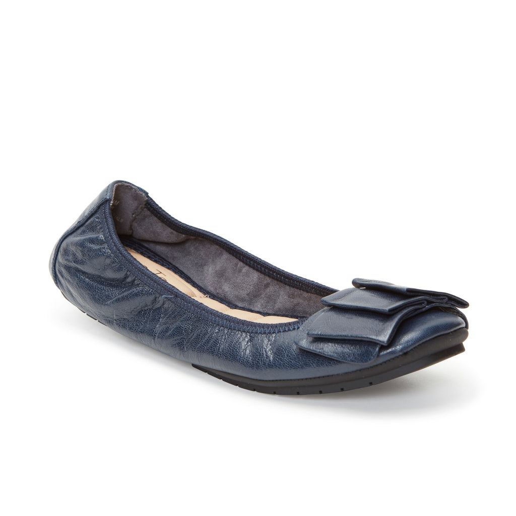Lilyana2.0 Leather Ballet Flat