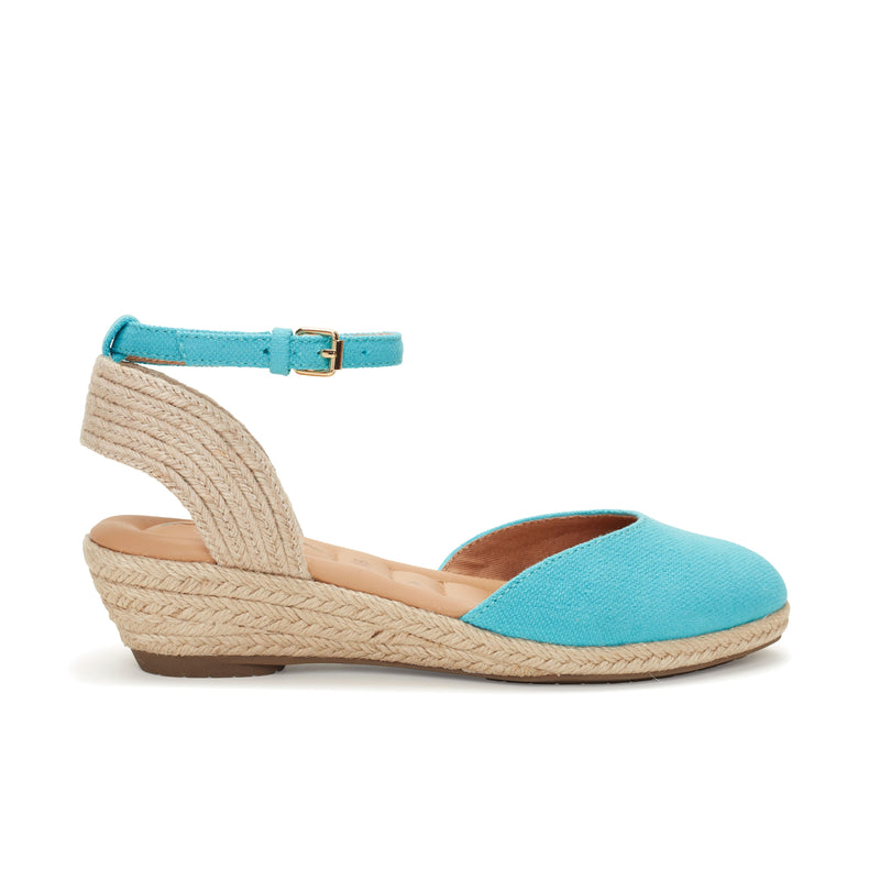 Norina Mini-Wedge Sandal