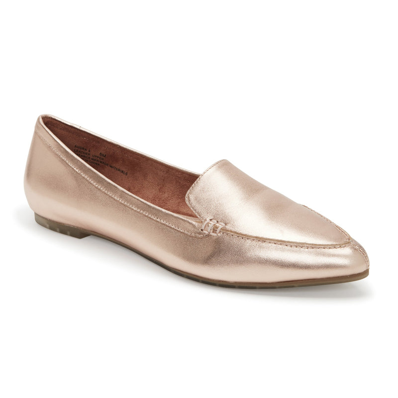 Audra Rosegold Metallic -  loafer - ...me Too