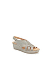 Alexi Pewter Leather -  SANDAL - ...me Too