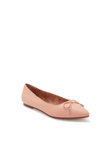 Alisia Lt Nude Leather