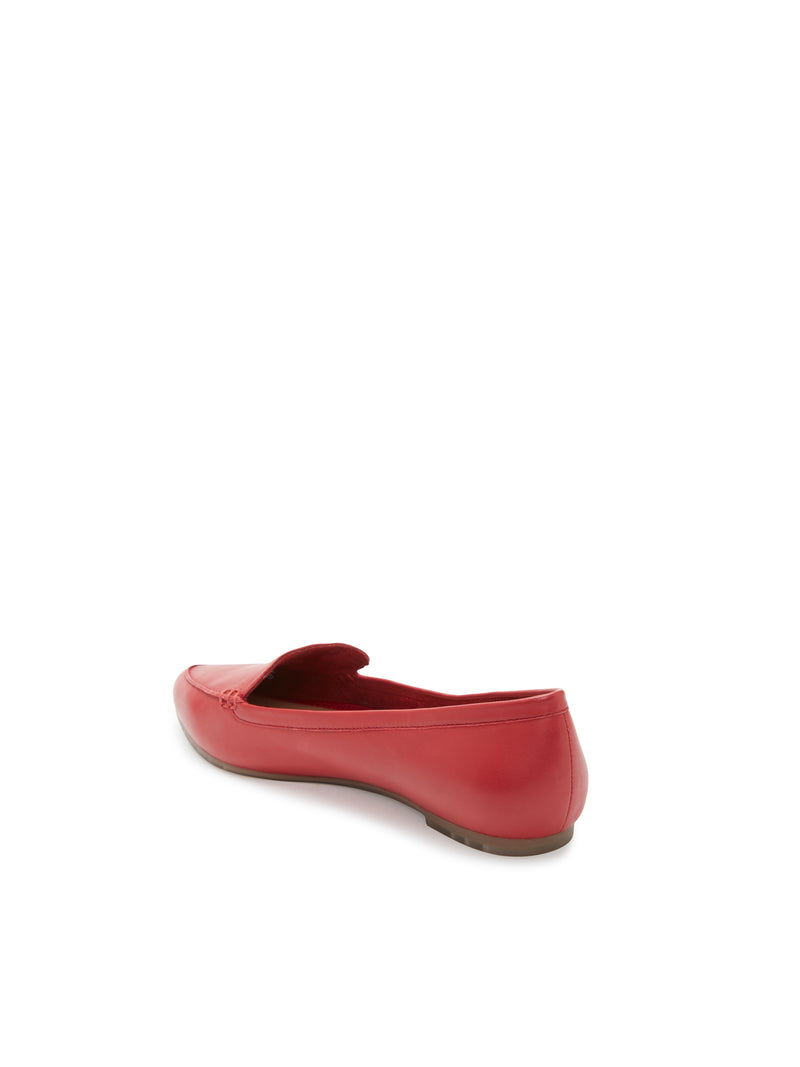 Audra Red Lips Leather -  Loafer - ...me Too