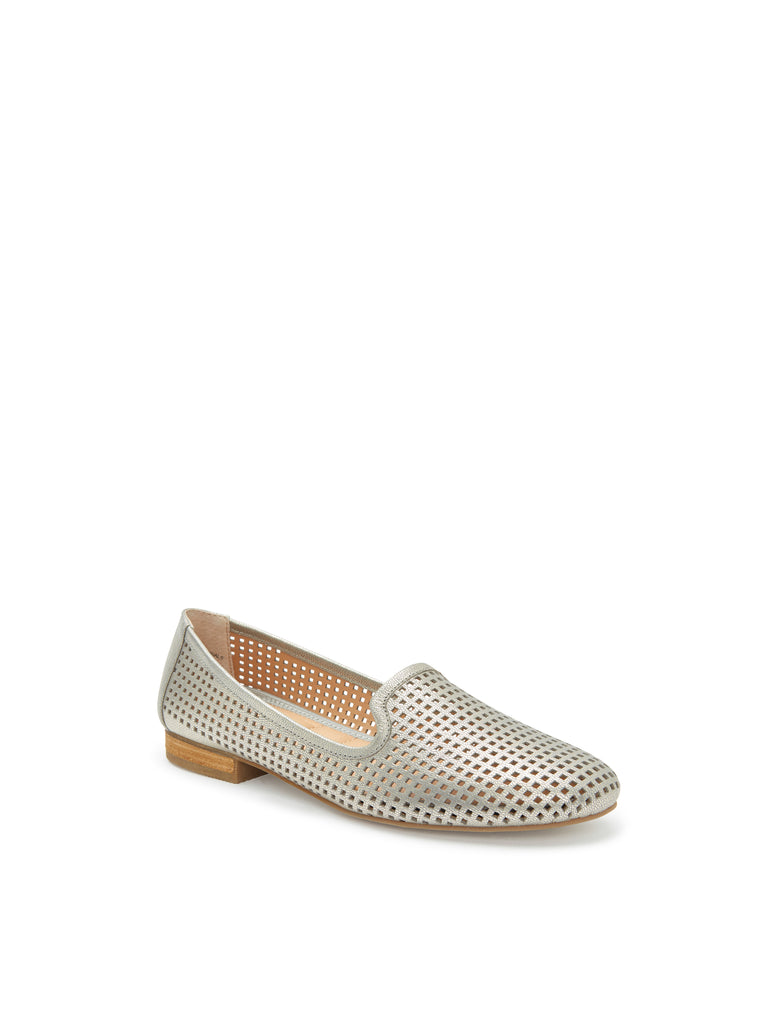 yale+light+pewter+metallic+loafer+metoo