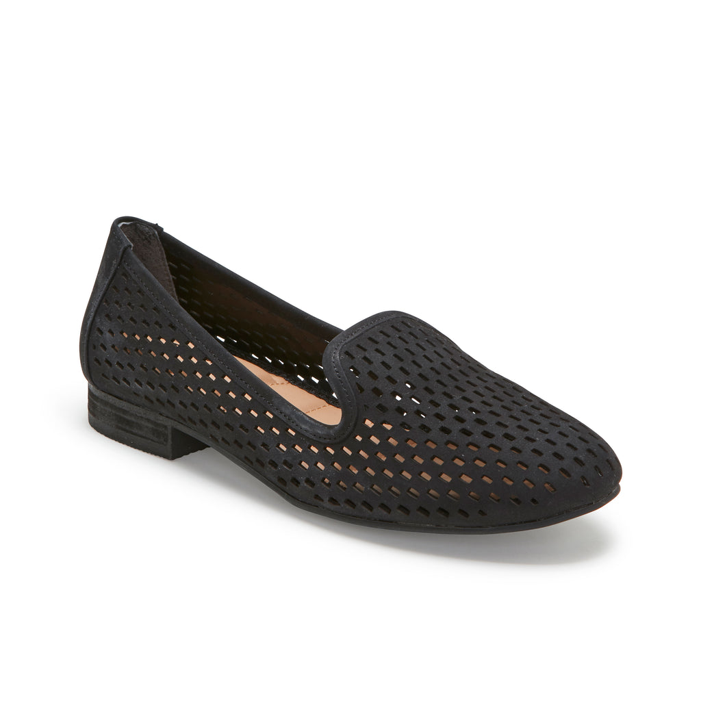 Yane Black Leather -  Loafer - ...me Too