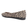 Alina Animal Print Sliver Wedge Flat