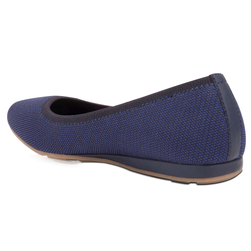 Alina Sustainable Sliver Wedge Flat