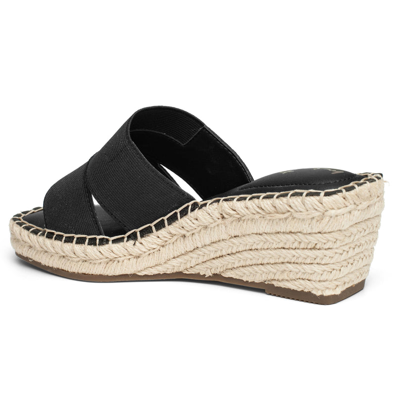 Cayman Espadrille Wedge