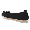 Kenzie Sustainable Espadrille Flat