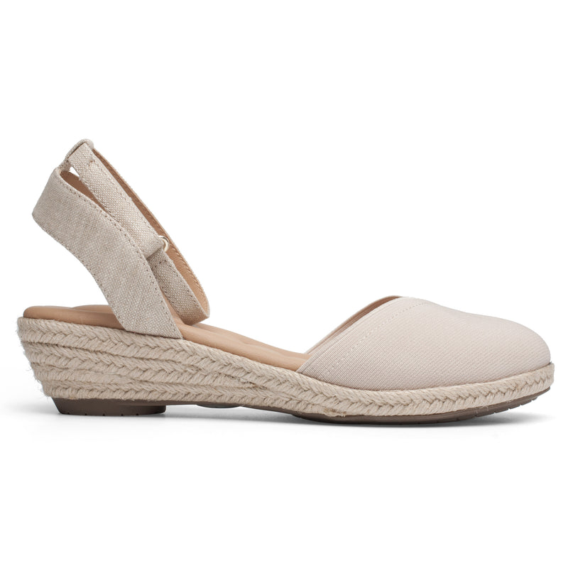Nikkie Mini-Wedge Sandal
