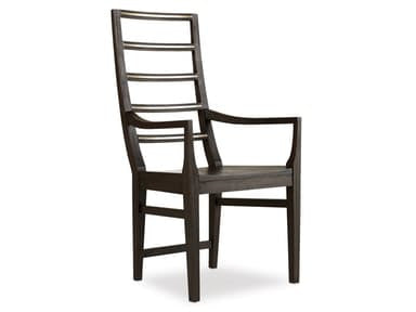Curata Ladderback Arm Chair