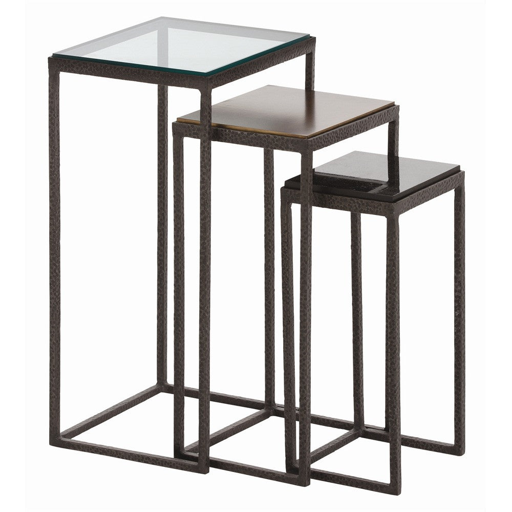 Knight Small Accent Tables, Set of 3