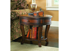 Brookhaven Round Lamp Table