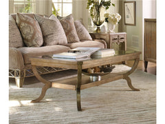 Sanctuary Visage Mirrored Coffee Table